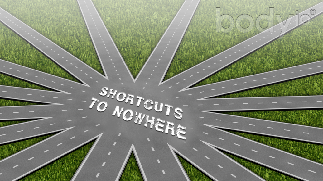 Shortcuts to Nowhere